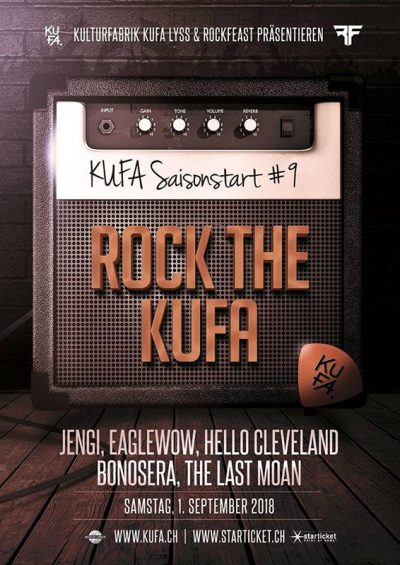 Rock the KUFA 2018-09-01