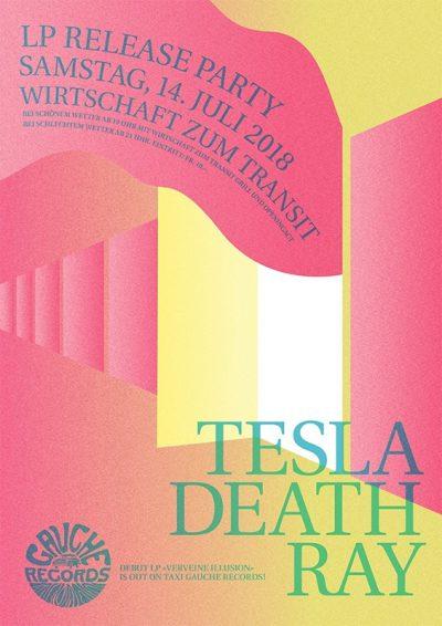 Tesla Death Ray 2018-07-14