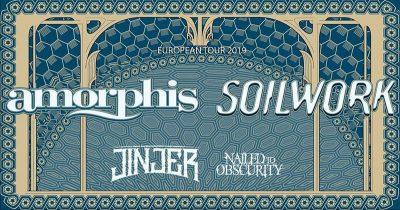 Amorphis & Soilwork 2019-02-16
