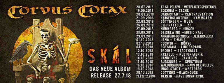 Corvus Corax 2018-09-26