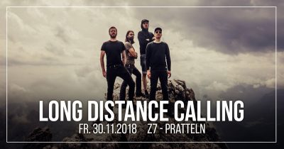 Long Distance Calling 2018-11-30