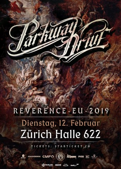 Parkway Drive 2019-02-12