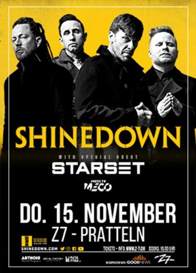 Shinedown 2018-11-15
