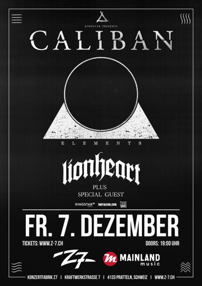 Caliban 2018-12-07