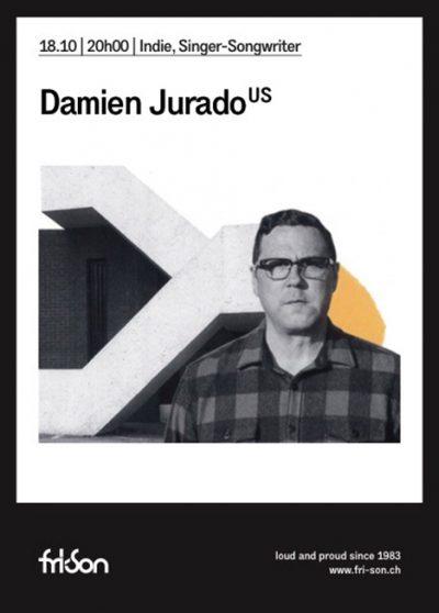 Damien Jurado 2018-10-18