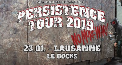 Persistence Tour 2019-01-23