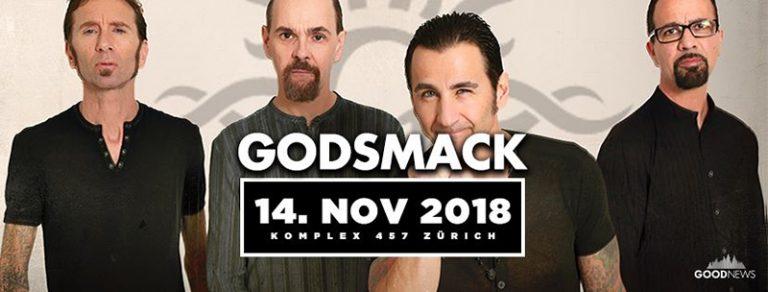 Godsmack 2018-11-14