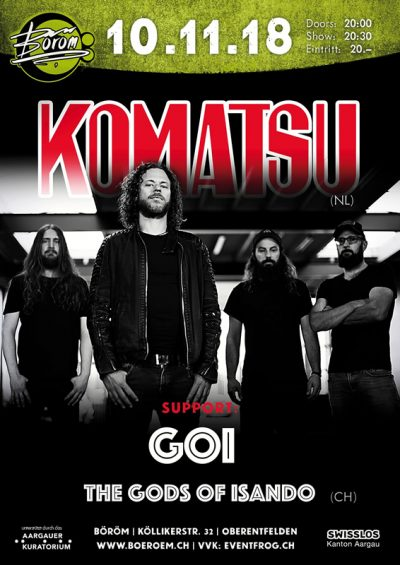 Komatsu 2018-11-10