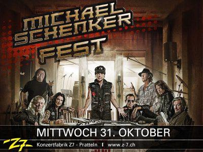 Michael Schenker Fest 2018-10-31