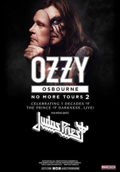 Ozzy Osbourne ** VERSCHOBEN – neuer Termin 31.01.2022 ** @ Hallenstadion | Zürich | Zürich | Schweiz