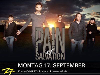 Pain Of Salvation 2018-09-17