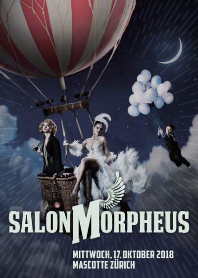 Salon Morpheus 2018-10-17