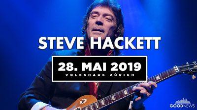 Steve Hackett @ Volkshaus | Zürich | Zürich | Schweiz
