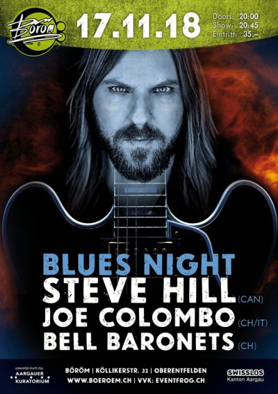 Steve Hill 2018-11-17