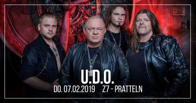 U.D.O. 2019-02-07
