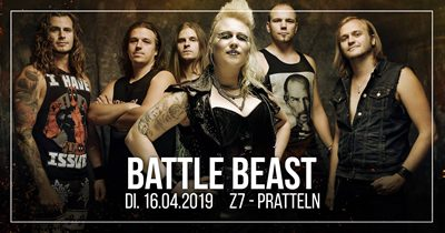 Battle Beast 2019-04-16