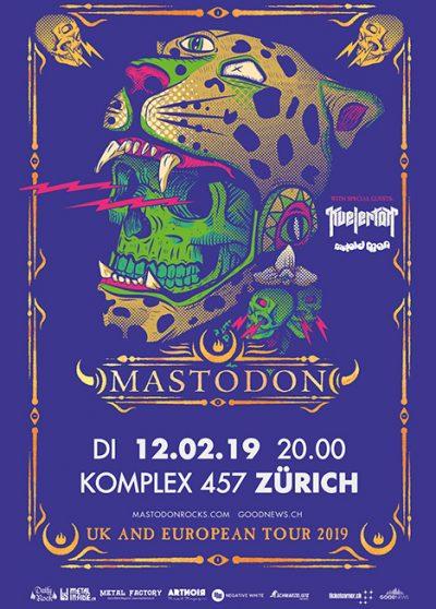 Mastodon 2019-02-12