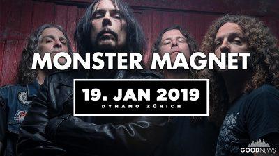 Monster Magnet 2019-01-19