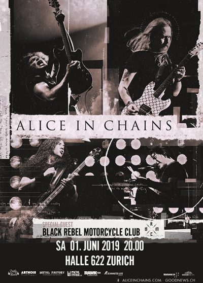 Alice In Chains 2019-06-01