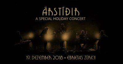 Árstíðir 2018-12-19