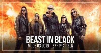 Beast In Black 2019-03-06
