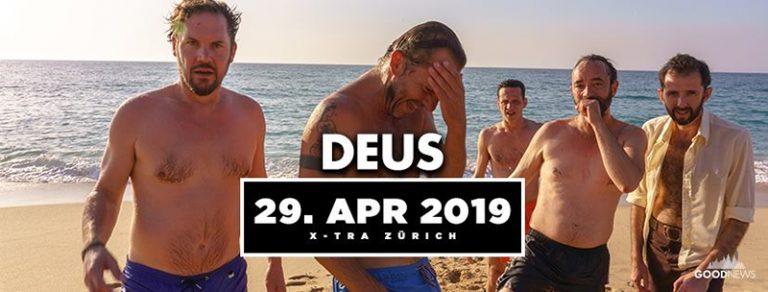 dEUS 2019-04-29