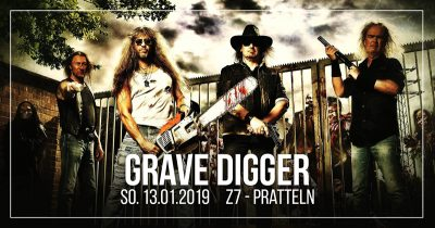 Grave Digger 2019-01-13