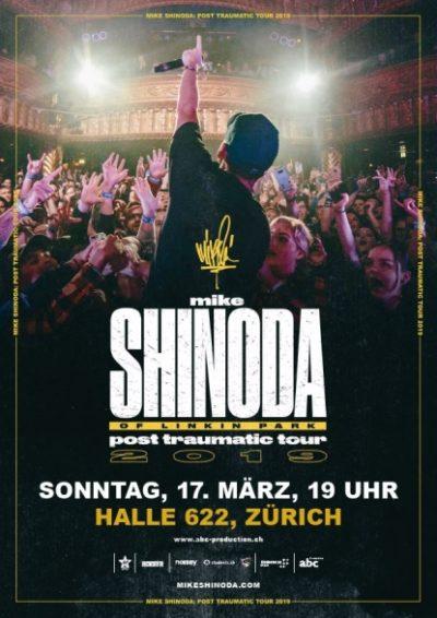 Mike Shinoda 2019-03-17