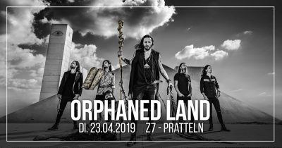 Orphaned Land 2019-04-23