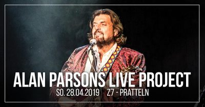 Alan Parsons Live Project 2019-04-28