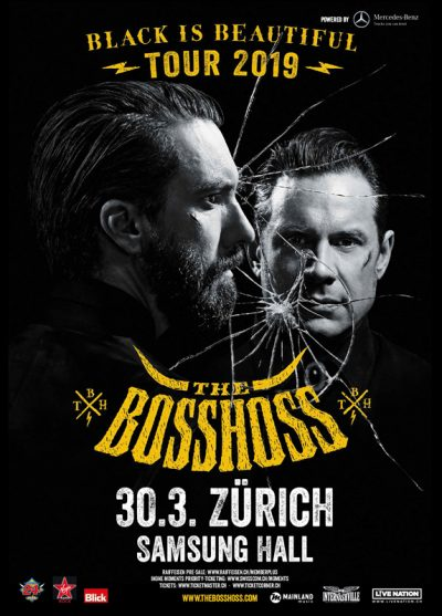 The BossHoss 2019-03-30