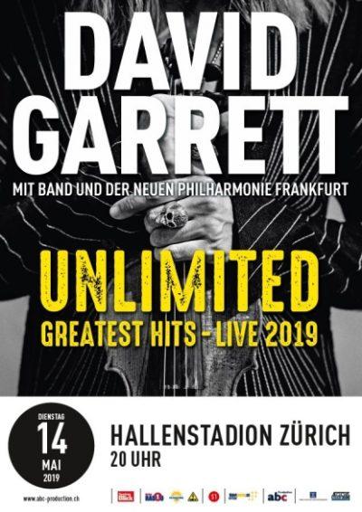 David Garrett 2019-05-14