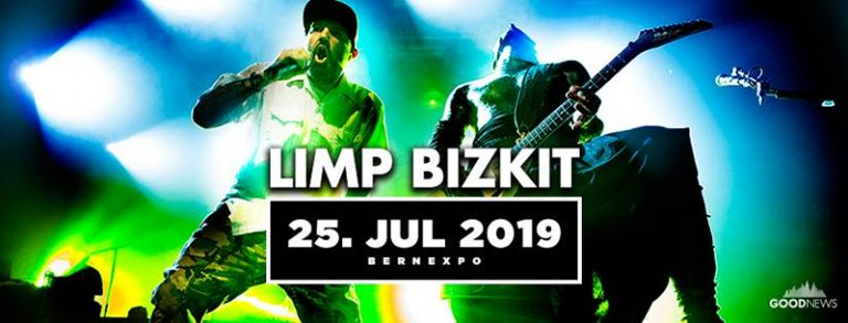 Limp Bizkit 2019-07-25