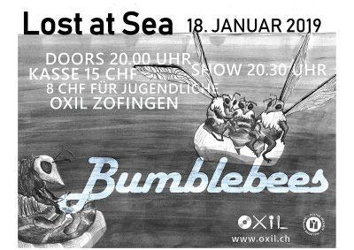 Lost At Sea 2019-01-18