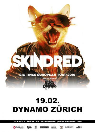 Skindred 2019-02-19