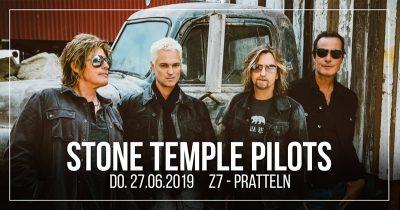 Stone Temple Pilots @ Z7