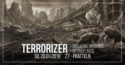 Terrorizer 2019-01-20