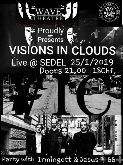 Visions In Clouds 2019-01-25