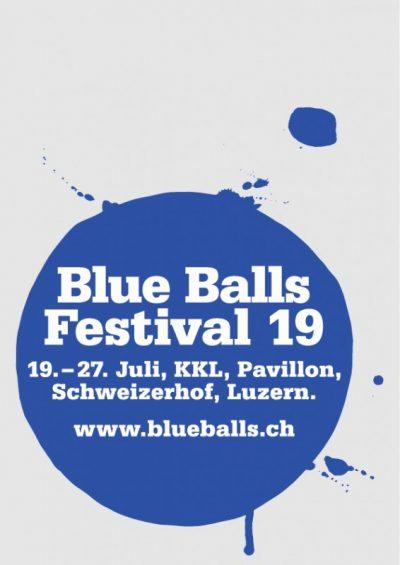 Blue Balls Festival @ KKL