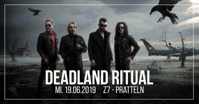 Deadland Ritual @ Z7