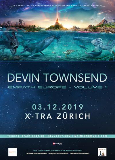 Devin Townsend 2019-12-03