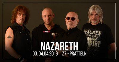 Nazareth 2019-04-04