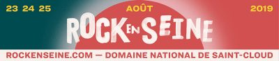 Rock en Seine @ Domaine National de Saint-Cloud