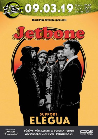 Jetbone @ Böröm
