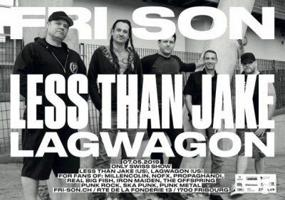 Less Than Jake 2019-05-07
