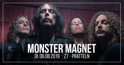 Monster Magnet @ Dynamo