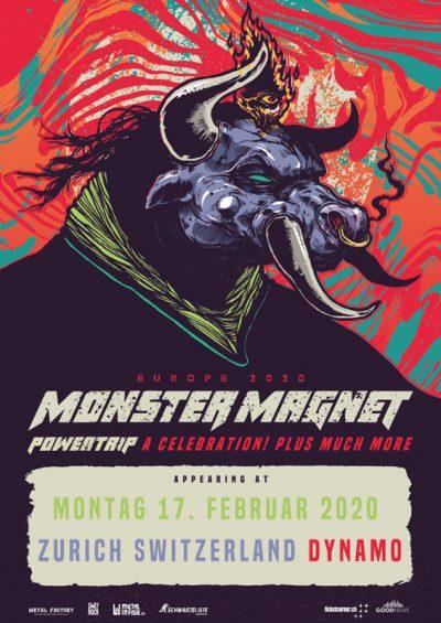 Monster Magnet 2020-02-17
