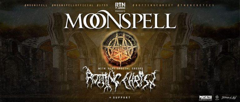 Moonspell 2019-12-12