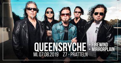 Queensrÿche 2019-08-07