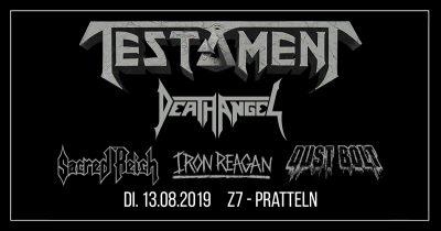 Testament 2019-08-13